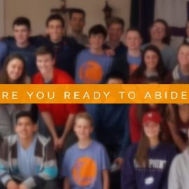 Abide Boston: April 19-20, 2019