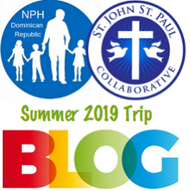 Follow the Summer 2019 Youth Ministry Trip to NPH Dominican Republic!