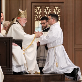Matthew Norwood – Ordination to the Transitional Diaconate
