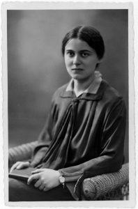 Edith Stein (St. Teresa Benedicta of the Cross)