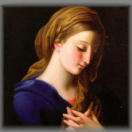 Wednesday, January 1: Solemnity of Mary the Mother of God – A Holy Day of Obligation