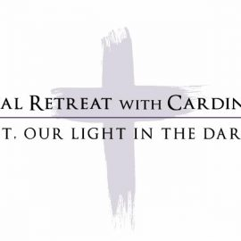 A Virtual Retreat with Cardinal Seán