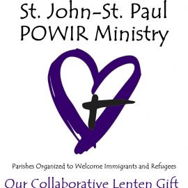 Thank You from the SJSP POWIR Ministry Program
