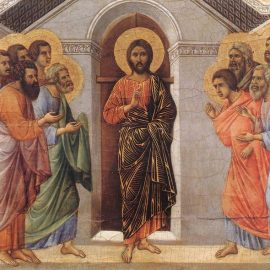 April 19: A Letter from Fr. Jim on the 2nd Sunday of Easter