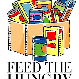 St. Katherine Drexel Food Pantry Collection – Sunday, May 10 from 8-11:00am at St. John