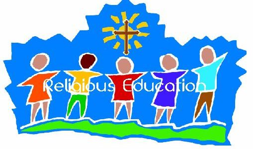 Religious Education and Youth Ministry Update