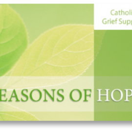 Catholic Grief Support: Virtual Seasons of Hope Group