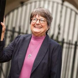 "ISP ""Company of Grace"" Virtual Event with Sr. Helen Prejean<br>Wednesday, October 28 at 8pm"