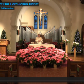 Our Collaborative Mass for Christmas
