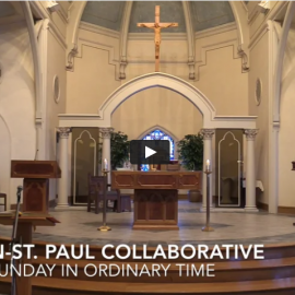 January 31, 2021: Mass for the Fourth Sunday in Ordinary Time