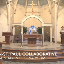 January 17, 2021: Mass for the Second Sunday in Ordinary Time