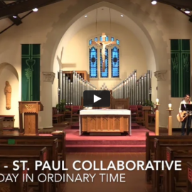 February 7, 2021: Mass for the Fifth Sunday in Ordinary Time