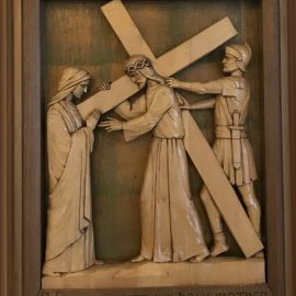 Live Stream of the Stations of the Cross at St. John