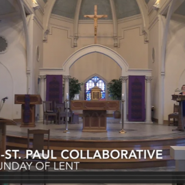 March 14, 2021: Mass for Fourth Sunday of Lent