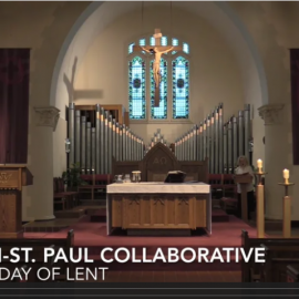 March 21, 2021: Mass for the Fifth Sunday of Lent