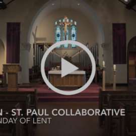 March 7, 2021: Mass for Third Sunday of Lent