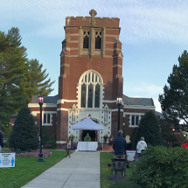 Sunday 5:00pm Outdoor Mass at St. Paul Begins June 27