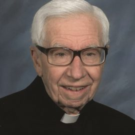 Pilot Obituary: Father John J. Connelly, oldest priest of the archdiocese