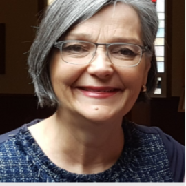 Welcome to Our New Coordinator of Pastoral Care, Mary Campion!
