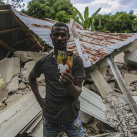 Special Collection August 28-29: Haiti Earthquake Relief