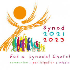 """Synod 2021-2023 <i>""""For a Synodal Church: Communion, Participation and Mission""""</i>"""