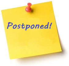 """Tuesday's """"Evening for Women"""" POSTPONED"""